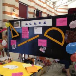 Notre stand au Forum des Associations - Août 2015